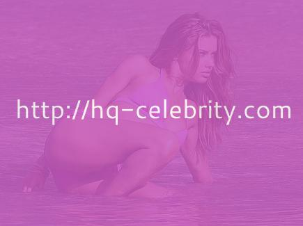 Adriana Lima in Victorias Secret shoot