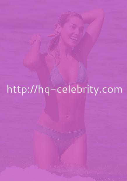 More sexy Ashley Hart bikini pics