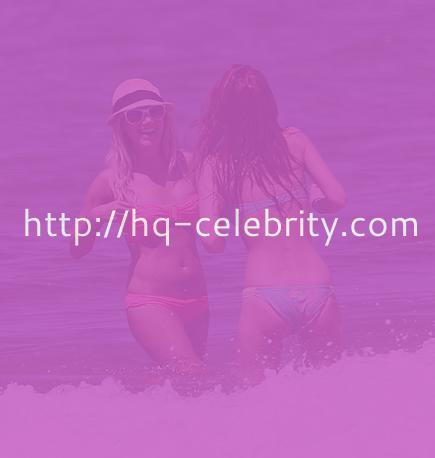 Ashley Tisdale and Samantha Droke in Hawaii
