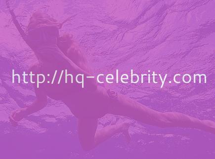Audrina Patridge goes snorkeling in a bikini