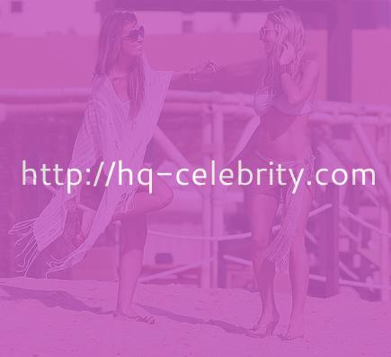 tn audrina patridge 1 Leggy Audrina Patridge hits the beach with a friend