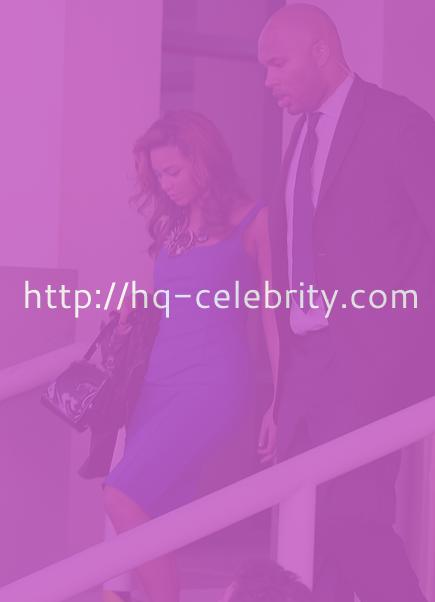 Beyonce Knowles and Jay Z at relaxation