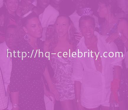 Beyonce Knowles & Mariah Carey party away!