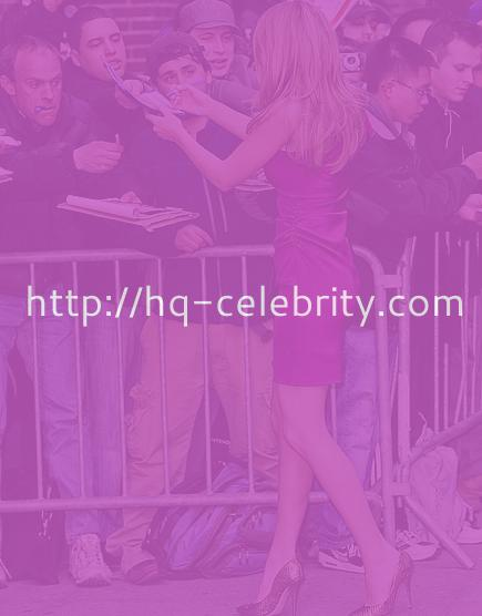 Blake Lively sizzles in a one shoulder dress