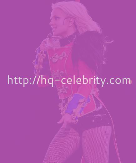 Britney Spears almost berserk