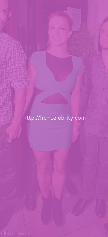 Bikini babe Britney Spears in the Caribbean