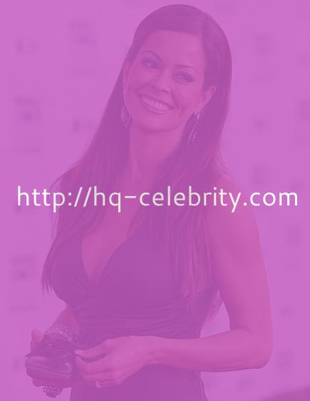 Brooke Burke at the Peoples Choice Awards