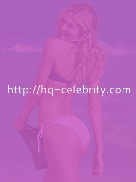 New Bikini Photo Shoot of Candice Swanepoel
