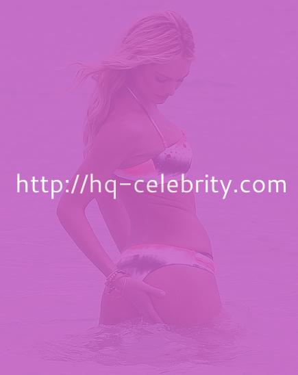 Hot bikini pics of sexy Candice Swanepoel in St. Barts