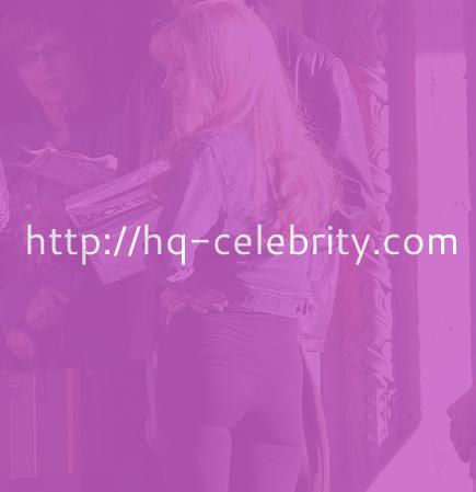 Christina Aguilera ass