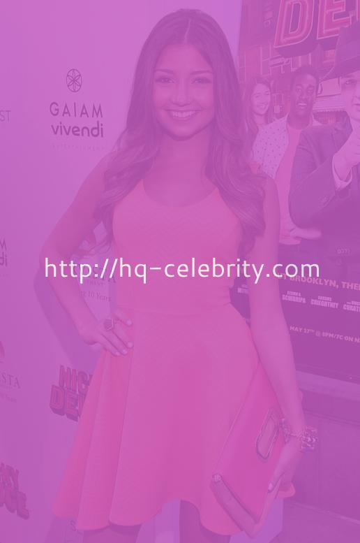 Cristine Prosperi Is Looking Pretty On The Red Carpet
