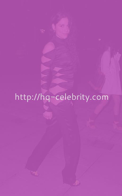 Eliza Doolittle Wears An Interesting Cut Out Jumpsuit In London