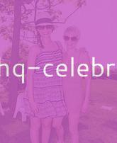 Emmy Rossum Has Huge Balloons