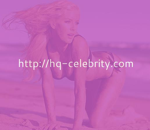Classic Heidi Montag Playboy pics.