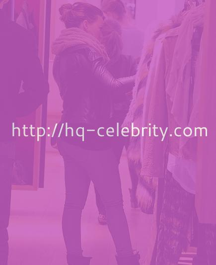 Hilary Duff in Paris