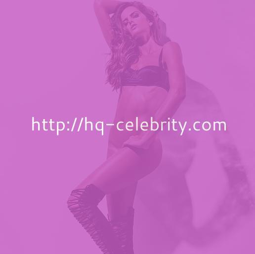 Super Sexy Izabel Goulart Lingerie Shoot