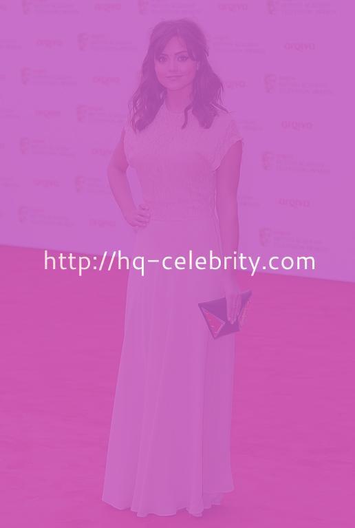 Jenna Louise Coleman Is Stunning