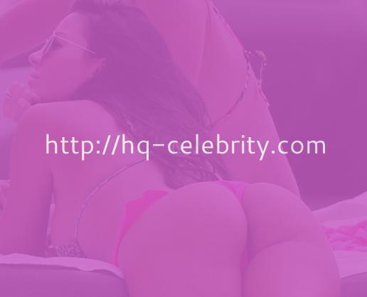 Karina Jelinek Shows Off Her Fantastic Ass In Miami