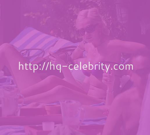 Sexy bikini pics of Katherine Jenkins in Miami