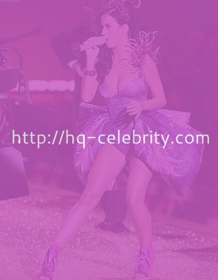Katy Perry at the Victorias Secret Fashion Show