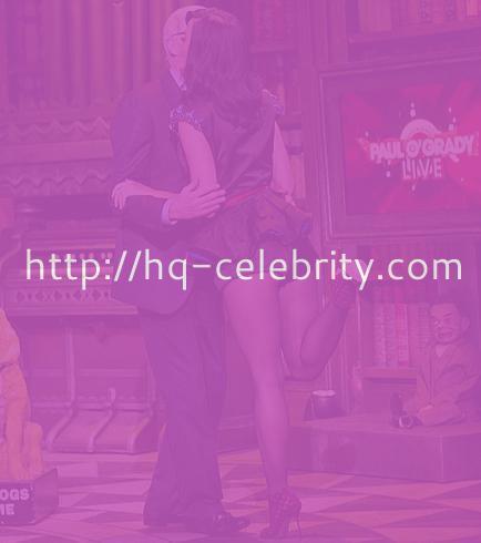 Katy Perry on the Paul OGrady Show