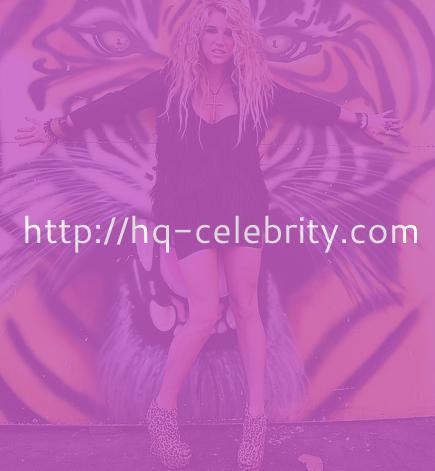 Kesha actually looks pretty hot