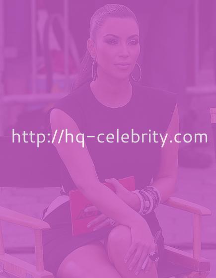 Kim Kardashian upskirt candids