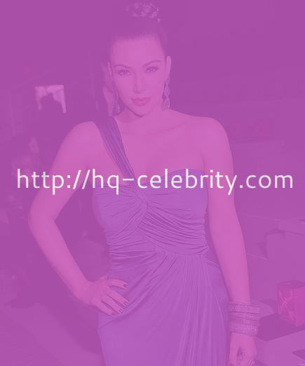 Kim Kardashian shines in Vera Wang