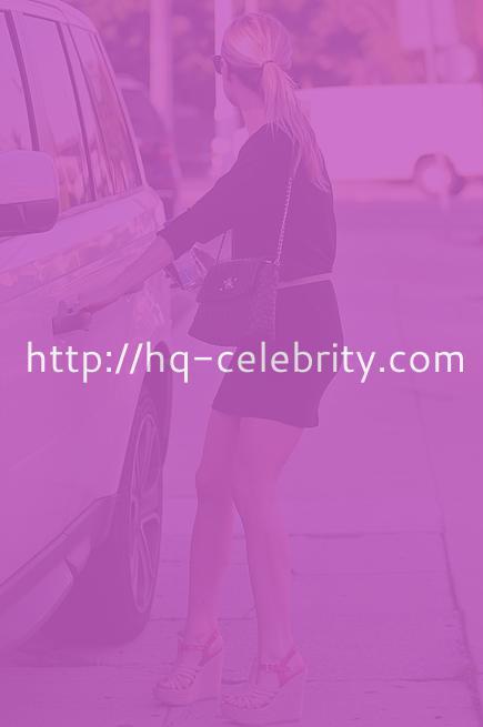 tn kristin cavallari 3 Long legged Kristin Cavallari heads out in LA