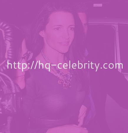 Kristin Davis at Sex And The City 2 Premiere