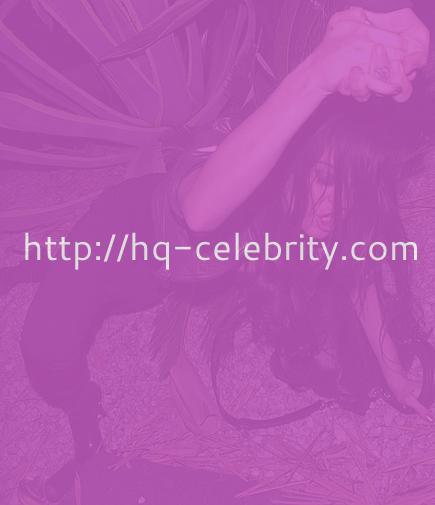 Lindsay Lohan takes a tumble