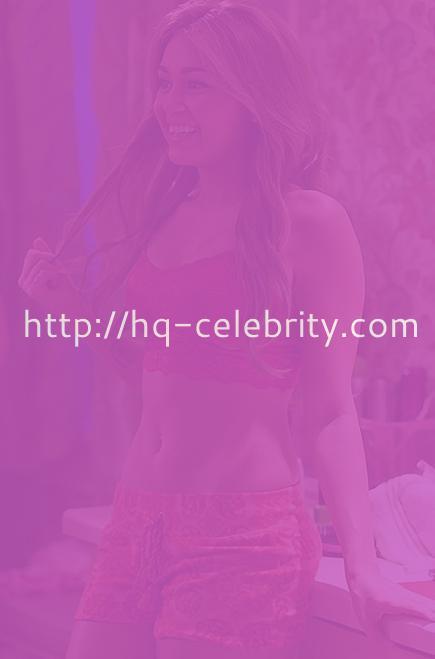 Miley Cyrus underwear pictures