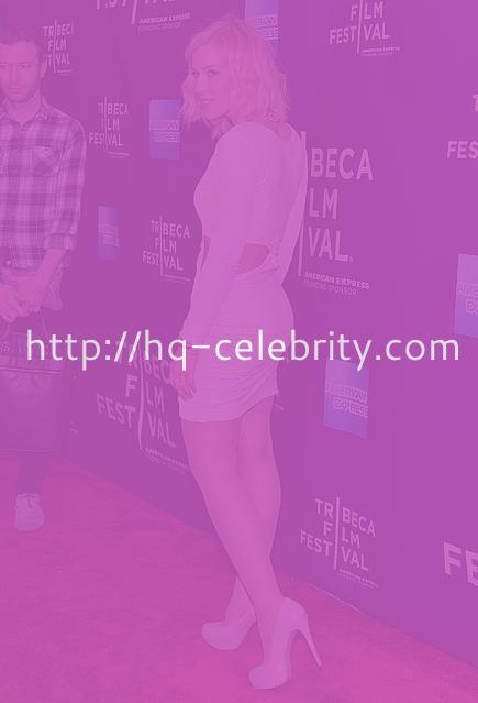 Sexy Natasha Bedingfield at the Tribeca Film Festival