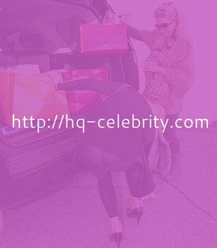 Paris Hilton may or may not be wearing pants
