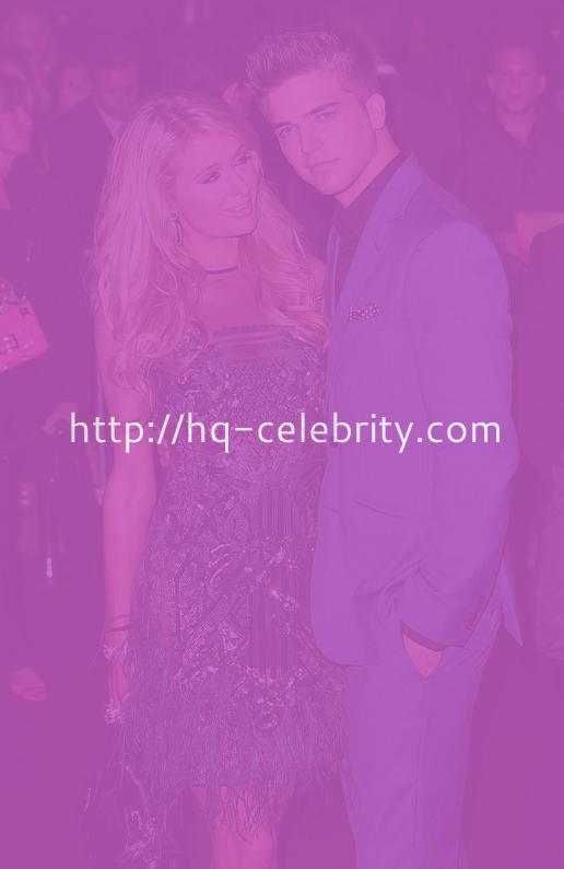 Paris Hilton And Her BoyfriendAt Roberto Cavallis Boat Party In Cannes