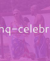 Paris Hilton and Christina Milian in Malibu