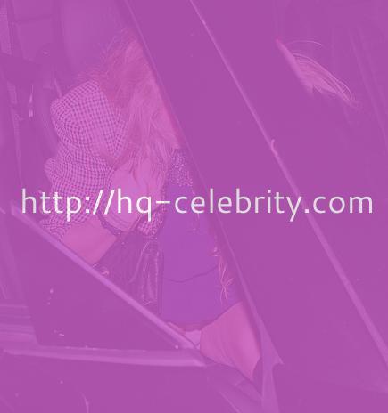 Paulina Rubio upskirt