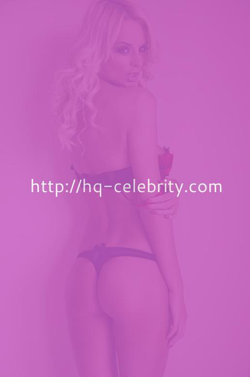 Sexy Rhian Sugden lingerie pics