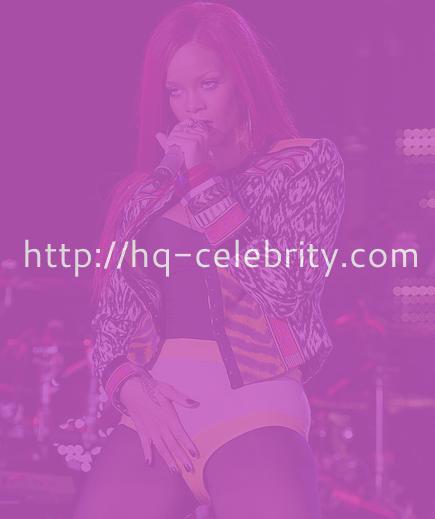 Rihanna on The Seven