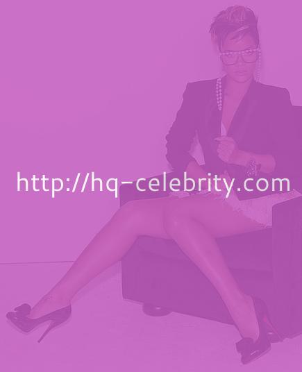 Rihanna gets fun and flirty in sexy photo shoot.