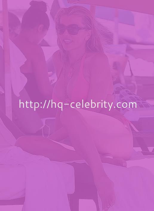 Rita Rusic Takes An Ultra Sexy Bikini Day