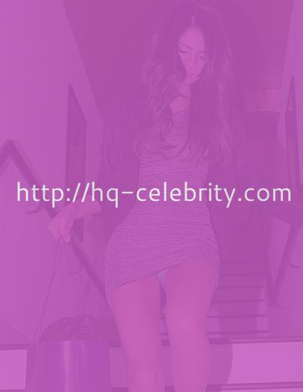 Hot Upskirt Pics of Selena Gomez