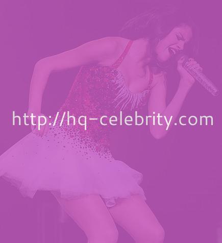 Selena Gomez rocks a sexy festive look