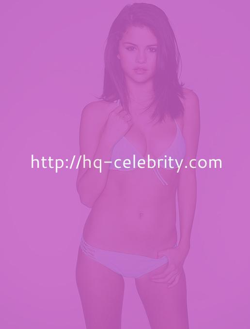 Selena Gomez In Sexy New Spring Breakers Promo Pics