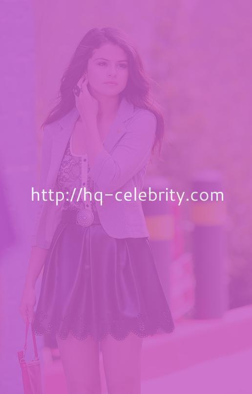 Selena Gomez Is Growing Up