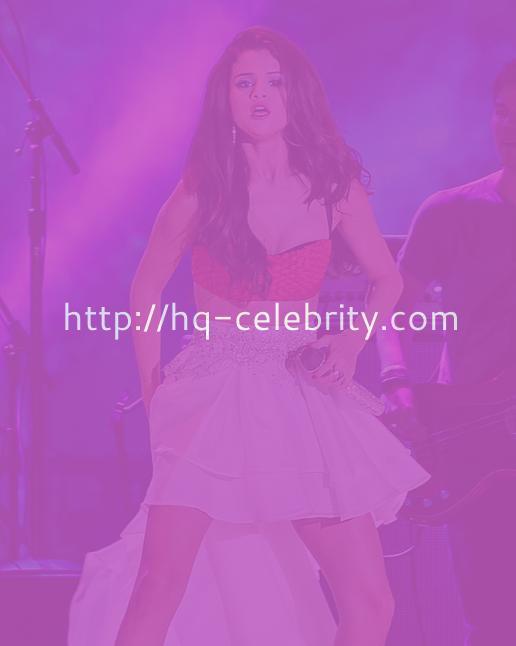 Selena Gomez Looks ... Interesting In These Photos