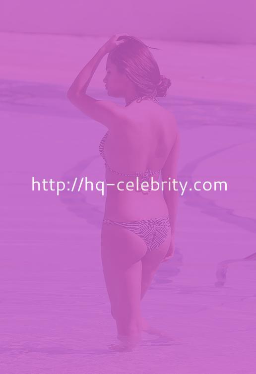 Sexy Selena Gomez Bikini Shots