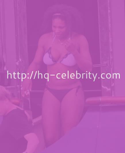 Serena Williams is not fat