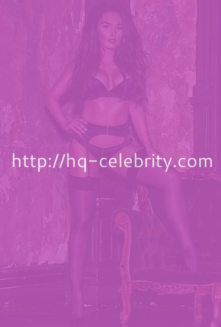 Gorgeous Tamara Ecclestone lingerie pictures.