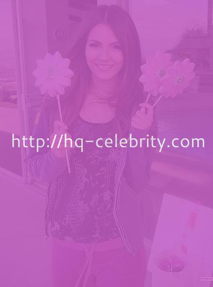Adorable HQ pictures of Victoria Justice